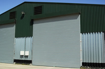 steel metal commercial buildings
